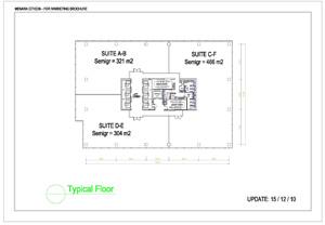 Office Place - Each suites