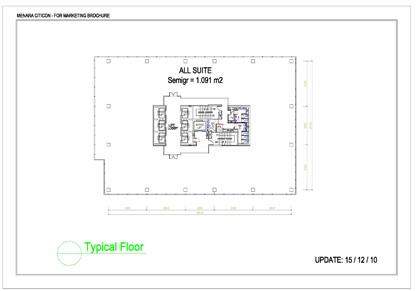 Office Place - Full Floor