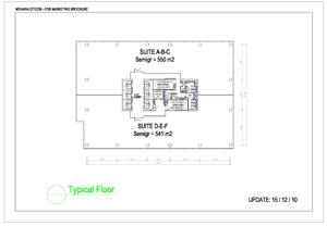 Office Place - Half Floor